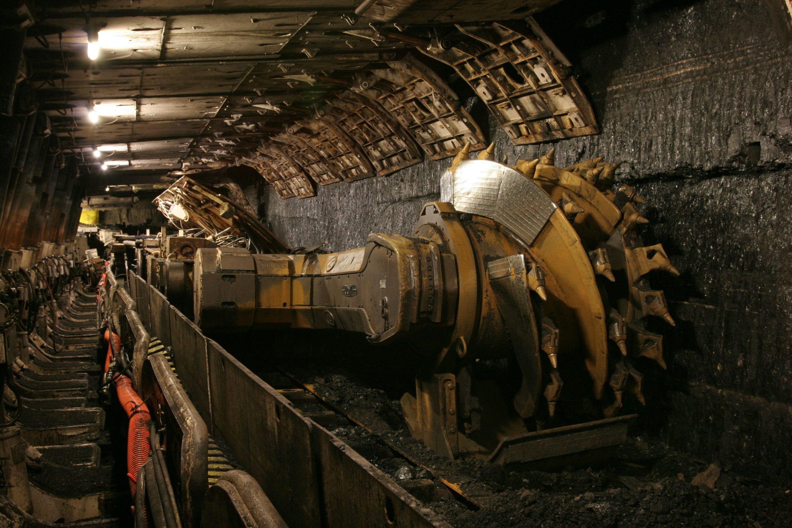 3.coal mine